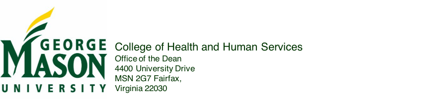 George Mason University College of Health and Human Services