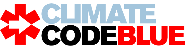 Climate Code Blue