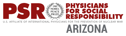 Physicians for Social Responsibility - Arizona