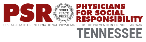 Physicians for Social Responsibility - Tennessee