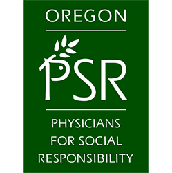 Physicians for Social Responsibility - Oregon